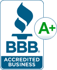 A BBB Accredited business since 11/22/2005.